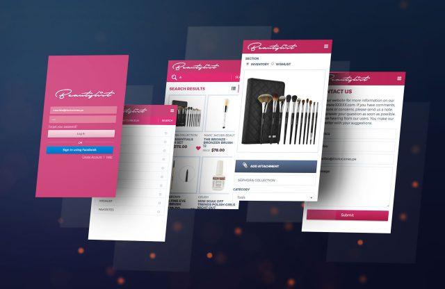Diseño de web apps para su empresa